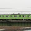 宇治川橋梁でウグイスの103系を撮る! 関西国鉄型 撮り鉄遠征⑪