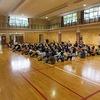 5年生:林間学習2日目⑥ 夕べの集い