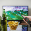 テレビがないのでオリンピックが見られません。