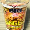 日清食品 カップヌードル エナジー味噌ジンジャー ビッグ