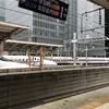 長野出張 -駅構内立ち食い蕎麦