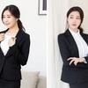 韓国ファッション,女性モデル,面接衣装