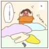 布団+自分の熱で温まる猫