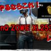 PUBGに超おすすめのゲーミングモニター! βリーグでも使用されているBenQ ZOWIE XL2536・XL2546をレビュー!