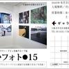 写真展月間 ー ① 『でかフォト●15』は 6月3日〜7日