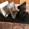 3つのタブレットスタンドを比較した(Anker、Amazon、サンワサプライ)