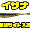 【KAESU】驚異的な釣獲能力を持つスティックベイト「イサナ 各サイズ」通販サイト入荷!