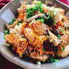 フライパン1つで!すぐできる豚肉の炒り豆腐(動画有)