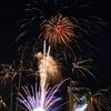 【無料観覧席からの眺め】西宮花火大会2020