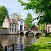 ベルギー・ブルージュ: ベギン修道院と聖母教会