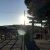 北鎌倉で初詣 (八雲神社〜葛原岡神社)