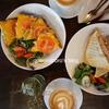NY クイーンズにあるお洒落で美味しいカフェ「エスプレッソ77」
