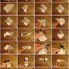 折り紙の帽子の折り方
