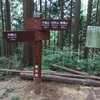 日本山岳耐久レース 試走 スタートー醍醐丸③