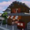 駄菓子屋を作る