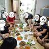 ベトナム実習生宅でホームパーティ
