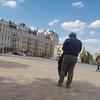 ウクライナ旅行[16](2018年6月) 注意喚起:キエフでのトラブル回避(鳩男・鳩女)