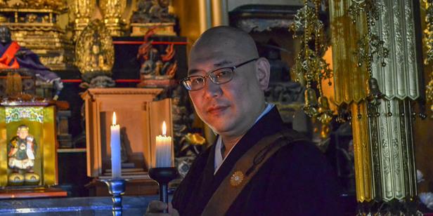 京都・蓮久寺の怪談和尚が説く恐ろしくもありがたい「怪談説法」とは?