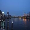 地図子、神田川を歩く -5/5 外堀合流地点から隅田川合流地点まで-