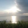2020.09.05 台風10号の波でサンセットカヤックサーフィン 三浦