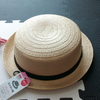 ダイソーで買ったキッズの帽子が可愛いんですけど。