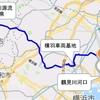 どこに行こうか悩んだのでとりあえず鶴見川河口から源流まで走ってみた記録(往復84キロ)