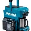 外でも淹れたてコーヒーを味わえる「マキタ 充電式コーヒーメーカー CM501DZ」