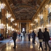 「ローマの休日」のロケ地!コロンナ宮でオードリー・ヘプバーンになりきってきた
