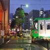 続・黄昏の世田谷線🚃「三軒茶屋駅」