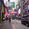 【香港1日目】香港島の街中散策 やっぱりビルが好き