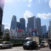 富士フィルムX-E3とフジノンレンズ XF18mmF2 Rで新宿ビルスナップ