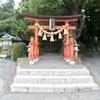 長野県松本市浅間温泉の御射神社春宮を訪れました