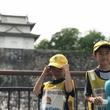 本日!NHK「ニュース シブ5時」で英語で観光ボランティアガイドをしている大上遙斗(おおがみはると)くん・彗斗(けいと)くんが紹介されます!