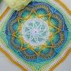 かぎ針編み 曼荼羅モチーフでサマーバッグを作ろう パート1
