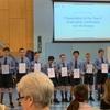 ヒロ プライマリースクール 卒業式