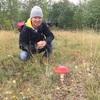 秋の週末 キノコ狩り
