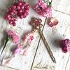 桜のブックマーカーの作り方