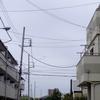 作曲工房 朝の天気 2018-08-28(火)くもり 大気不安定