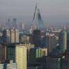 北朝鮮の内部? 平壌市内の様子を見ましょう