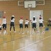 5年生:体育 ソーラン節の練習