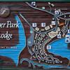 カナディアンロッキーの旅(9)ジャスパー・パークロッジ①