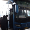 シャングリラから昆明まで寝台バスで移動!