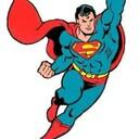 スーパーマンの朝立ち