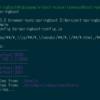 Spring Boot + npm + Geb で入力フォームを作ってテストする ( その92 )( http-proxy-middleware の createProxyMiddleware 関数の引数 context には Proxy させない URI を後に書く )