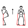 腹筋ローラーとプロテインによる筋トレの途中経過報告4