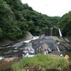 【九重町】竜門の滝~大分県を代表する涼の観光名所!冷水でたっぷり水遊び!