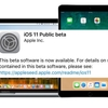 iOS11パブリックベータからiOS10にダウングレードしてみました・ipswファイルが必要