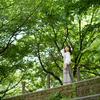 あやかさん その14 ─ 北陸モデルコレクション 2021.6.6 富山市緑化植物公園 ─
