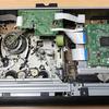 再生できないビデオデッキの修理を試みる|DXR150V