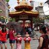 南京町の風景